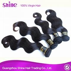 No Tangle No Shedding Brazilian Human Hair