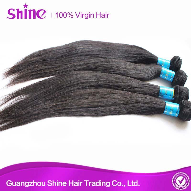 Raw Unprocessed Human Malaysian Virgin Hair Wholesale 3