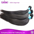 Raw Unprocessed Human Malaysian Virgin Hair Wholesale 2