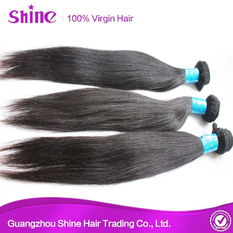 Raw Unprocessed Human Malaysian Virgin Hair Wholesale 1