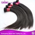 9A High Quality Silky Straight Human Hair Weave 4