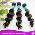 Wholesale Virgin Remy Malaysian Wavy Hair Weave Bundles 5