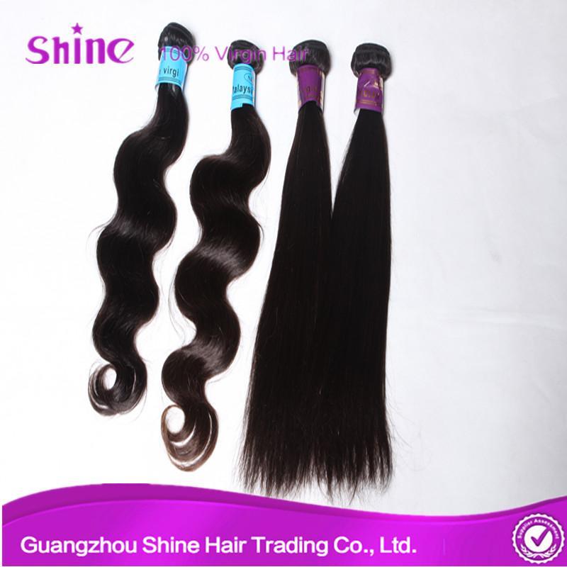 Wholesale Virgin Remy Malaysian Wavy Hair Weave Bundles 3