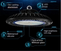 Led UFO highbay light 250w IP65 2