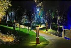 Bollard LED Exterior Light graden 10w