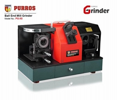 PURROS PG-X8 Ball End Mill Grinder | Ball End Mill Sharpener Grinding Machine