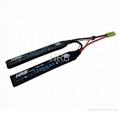 HRB 2S 7.4V 1200mah 25C-50C AKKU LiPo Stick Battery & invite distributors