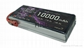 HRB RC lipo battery 3S 11.1V 10000mah 25C Dean T Connector For Helicopter Cars