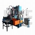 Armature aluminum die casting machine
