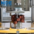 coil winding mahcine stator production line for three phase washing machine 2