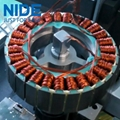 Double Station Wheel Motor stator slot