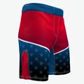 Mens martial boxing mma shorts BJJ