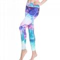 3D Print plus size fitness leggings
