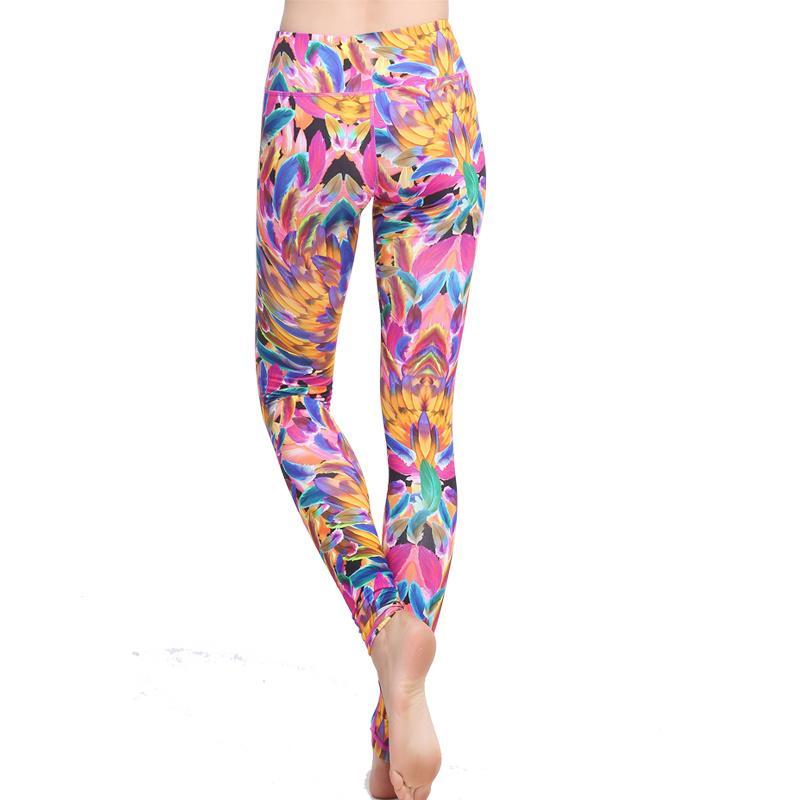 Sexy yoga pants gym leggings women united leggings 1