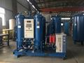 Oxygen making machine for metal