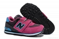 New Balance USA shoes men's casual trainers shoes Men's Running Shoes NB kids 3