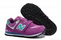 New Balance USA shoes men's casual trainers shoes Men's Running Shoes NB kids 7