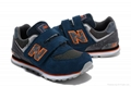 New Balance USA shoes men's casual trainers shoes Men's Running Shoes NB kids 9