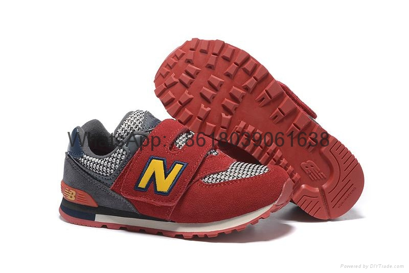 New Balance USA shoes men's casual trainers shoes Men's Running Shoes NB kids 10