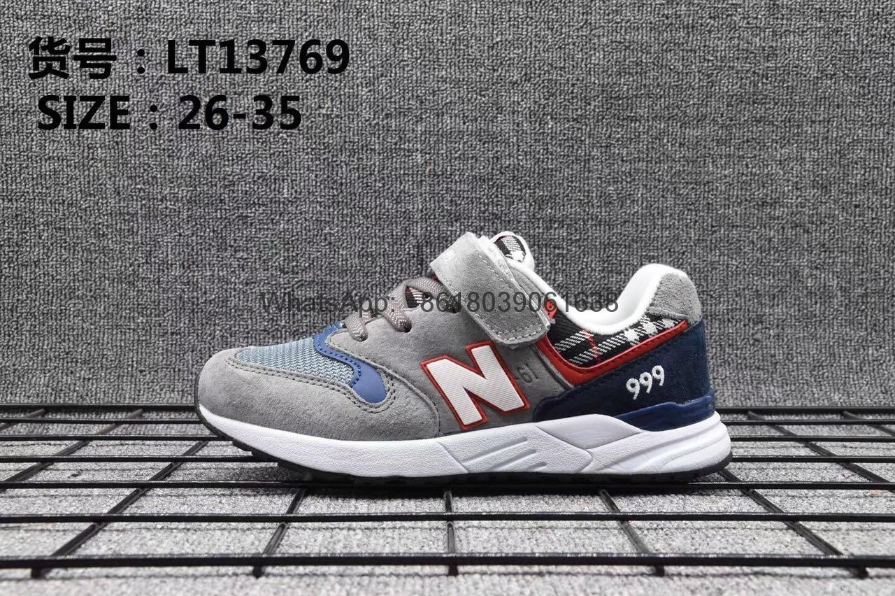 New Balance USA shoes men's casual trainers shoes Men's Running Shoes NB kids 1