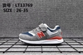 New Balance USA shoes men's casual trainers shoes Men's Running Shoes NB kids 16