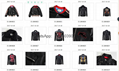 Drop shipping   Trench coats, winter clothes, cotton clothes, down jackets 1