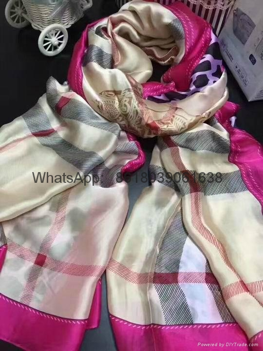 Burberry muffler scarf gucci Wool  Scarf AAA wholesale hot sale free shipping 5