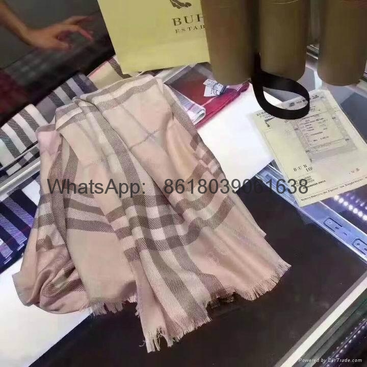 Burberry muffler scarf gucci Wool  Scarf AAA wholesale hot sale free shipping 7