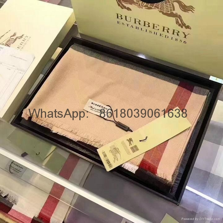 Burberry muffler scarf gucci Wool  Scarf AAA wholesale hot sale free shipping 8