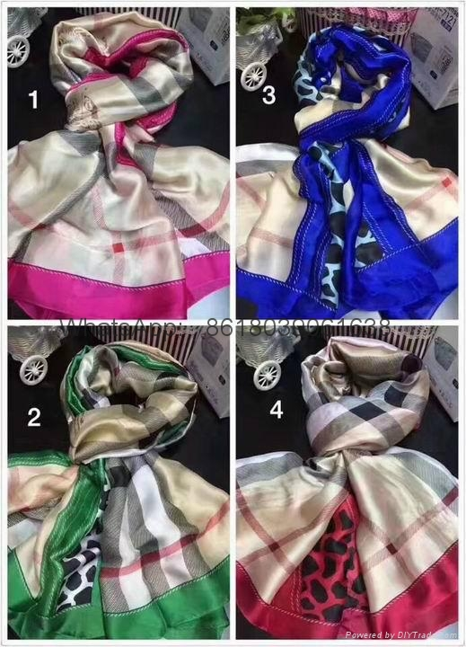 Burberry muffler scarf gucci Wool  Scarf AAA wholesale hot sale free shipping 11