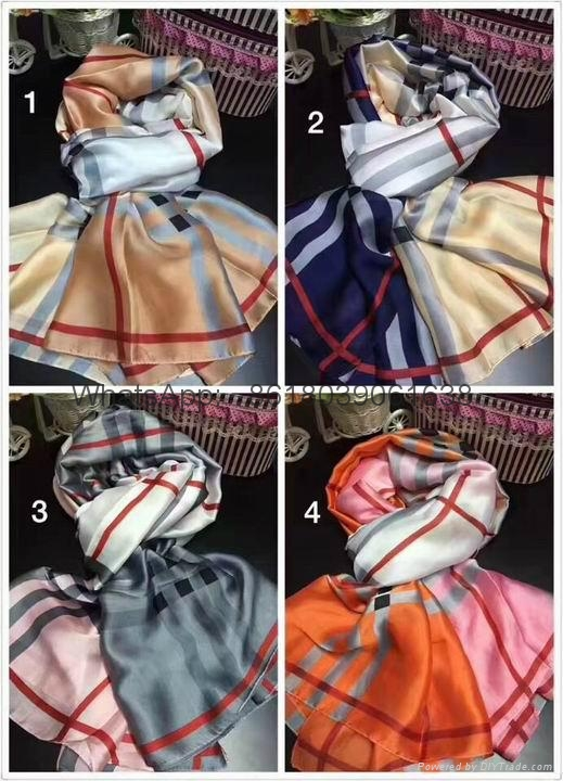 Burberry muffler scarf gucci Wool  Scarf AAA wholesale hot sale free shipping 13