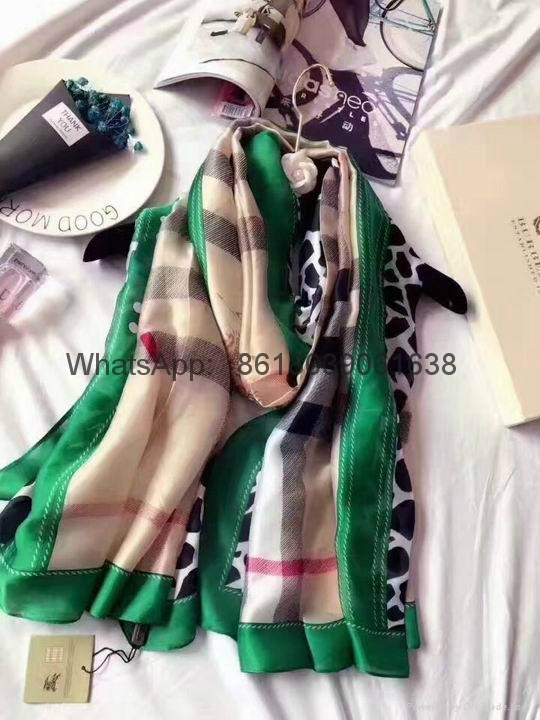 Burberry muffler scarf gucci Wool  Scarf AAA wholesale hot sale free shipping 15