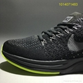 Nike fall and winter knitted face men and women running shoes