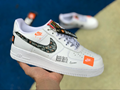 Air Force 1 Low 07 PRM Just Do it Sports