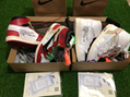 Wholesale Sneaker Nike Air Max 270 X Off white Vapormax 97 Plus TN Running Shoes