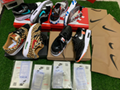 466bcd3c04 ... Wholesale Sneaker Nike Air Max 270 X Off white Vapormax 97 Plus TN  Running Shoes ...