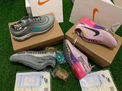 Wholesale Sneaker Nike Air Max 270 X Off white Vapormax 97 Plus TN Running Shoes (Hot Product - 55*)