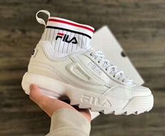 Wholesale New style Folder X Fila Ray Womens Sneakers Sport Shoes
