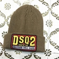 wholesale DSQ caps scarf DSQ Knitted for women Ribbed Beanie wool winter Cap