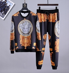 Wholesale versace  men suit suite suit cover suitting tracksuit suiting suitcase