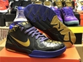 wholesale NIKE KOBE 4 ZK4 Kobe basketball shoes nike air max shoes
