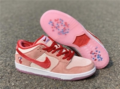 wholesale New Arrive StrangeLove x Nike SB Dunk Low Sports Shoes Mens CT2552-800