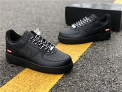wholesale Supreme x Nike Air Force 1 Low  Running Shoe Sports Shoes