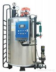 0.5t industrial diesel oil gas fired sterilizer steam boilers