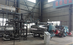 300000 kcal 600.000 kcal 3000000 kcal coil oil tube gas thermal oil boiler