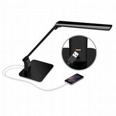 LED lighting desktop lamp USB touch light