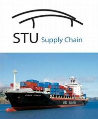 国际物流服务中国至美国加拿大巴西墨西哥阿根廷海运