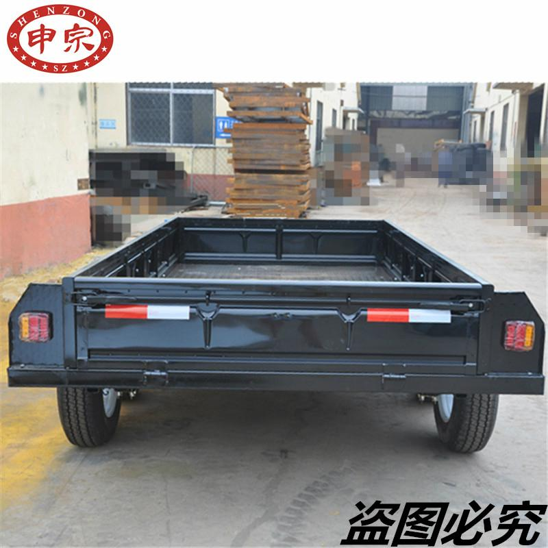 China small practical transporter tool box trailer tent camping car for hot sale 3