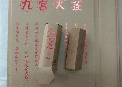 九宫火莲香灸芳香3510号 4