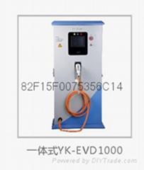 一體式商用電動汽車充電站刷卡APP
